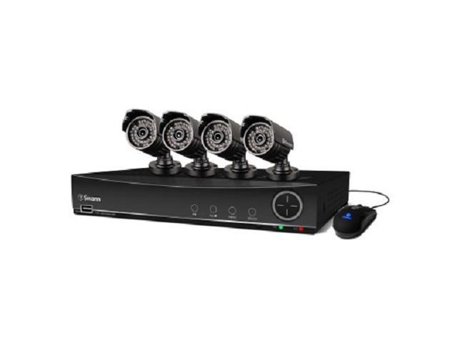 Swann 8 Channel 960H Digital Video Recorder & 4 X PRO-735 Cameras
