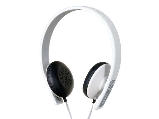 Ecko UNLTD Fusion Stereo Headphones- White