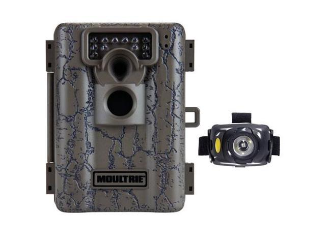 Moultrie A-5 Game Spy MCG-12589 5MP Infrared Game Camera w/ Headlight LED