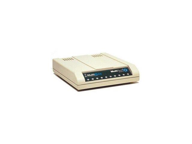 Multi-Tech T61619W MultiModem ZBA V.92 Data/Fax Modem