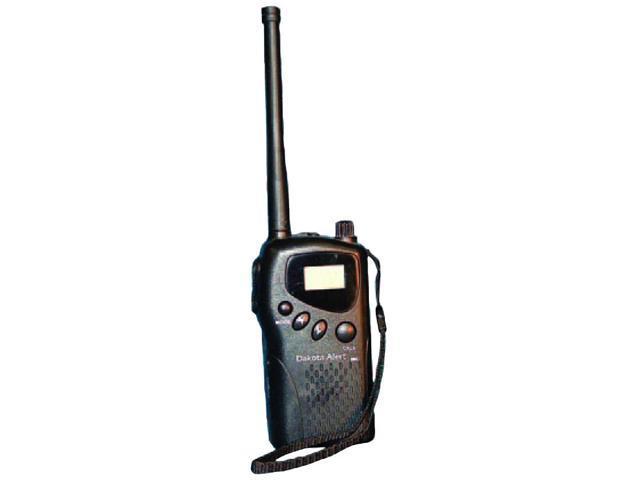 Dakota Alert DK-M538-HTM MURS 2-Way Handheld Radio