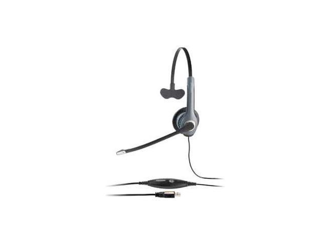 Jabra GN2000 Mono NC USB Headset w/ In-Line Vol/ Mute Control