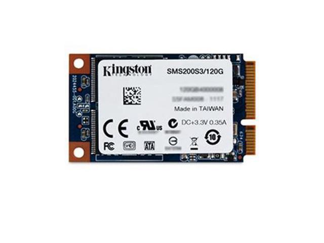Kingston RA0939W Kingston Digital 120GB SSDNow mS200 mSATA 6Gbps Solid State Drive