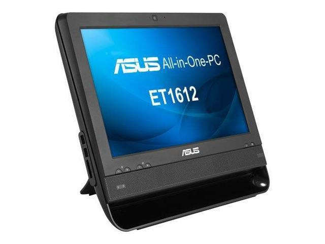 Asus ET1612IUTS-B007C All-in-One Computer - Intel Celeron 847 1.10 GHz - Desktop - Black