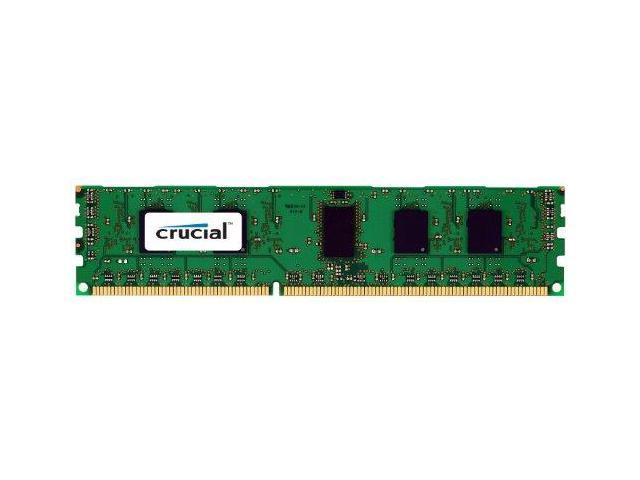 crucial NA4212M 2GB Single DDR3 1600 MT/s PC3-12800 CL11 Unbuffered UDIMM 240-Pin Desktop Memory Module