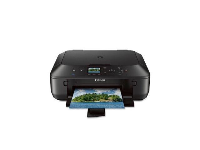 CANON CND8580B002B Canon PIXMA MG5520 Wireless All-In-One Color Photo Printer with Scanner, Copier and Auto Duplex Printing, Black (Tablet Ready)