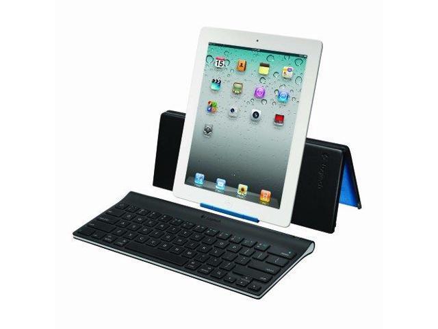 Logitech QW2394b Logitech Keyboard for Apple iPad 2, iPad 3rd Generation and iPad with Retina - Black