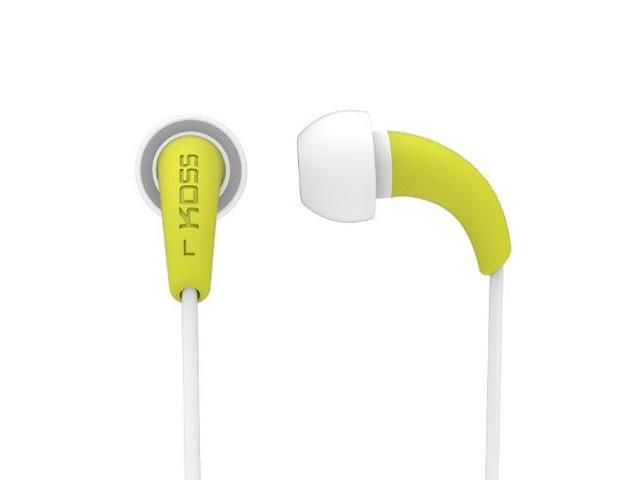 KOSS KSSKEB32LY Koss KEB32L Fitbuds Lightweight Headphones