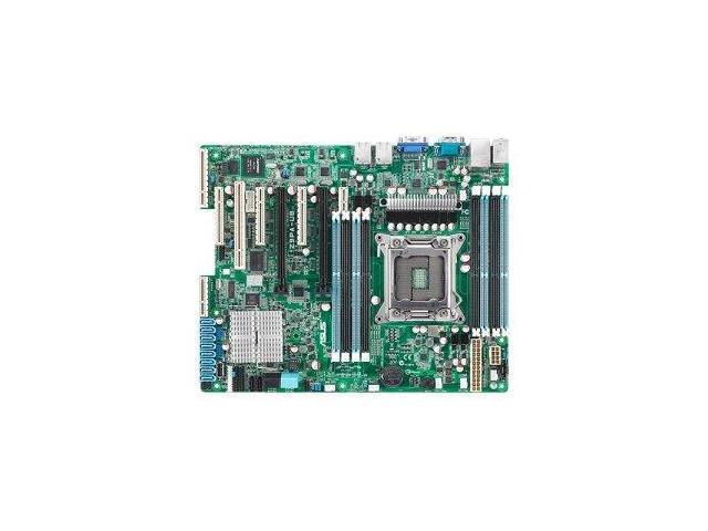 Asus PV9623M ASUS LGA2011/Intel C602-A PCH/DDR3/SATA3/V&2GbE/ATX Server Motherboard Z9PA-U8