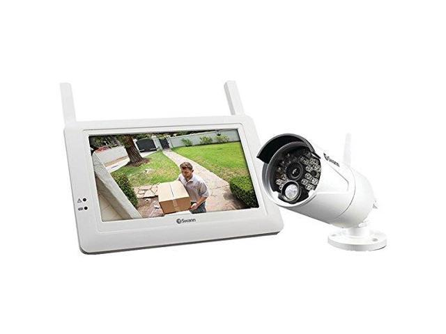 SWANN SCUADW410KITW Swann ADW-410 Digital Wireless Monitor System