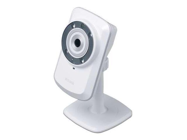 D-Link DCS-932L D-Link Wireless Day/Night Network Surveillance Camera with mydlink-Enabled (DCS-932L)
