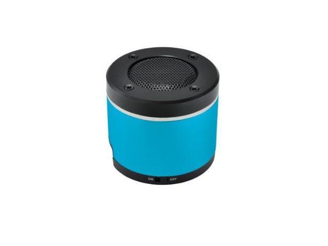 Gear Head QW2013b Gear Head Portable Bluetooth Speaker for iPad/iPhone/iPod, Blue/Black (BT3000BLU)