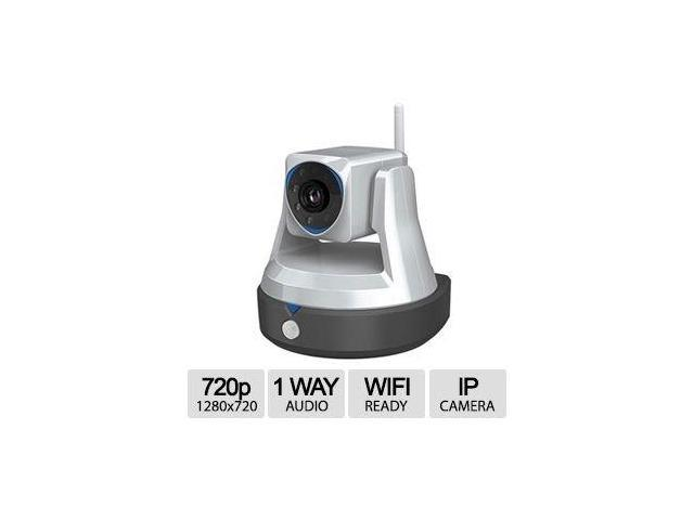 SWANN SCUADS446CAMM SwannCloud HD Pan AND Tilt Wi-Fi Security Camera