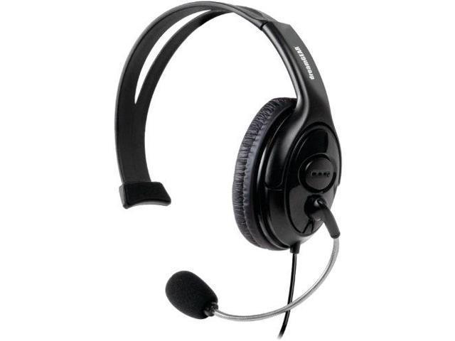 DREAMGEAR DRM1721B Xbox 360 X-Talk Solo Wired Headset