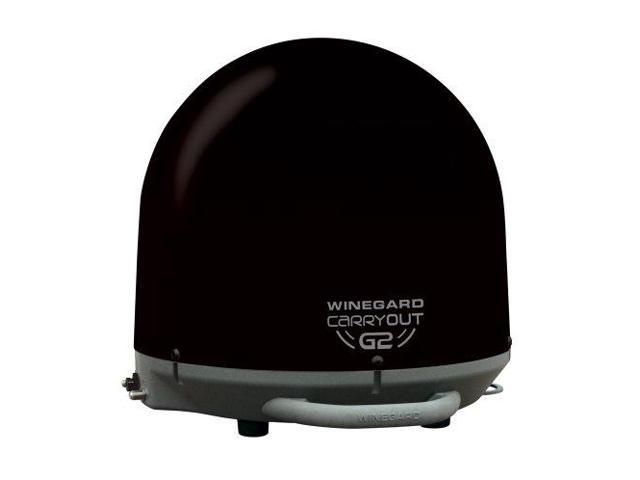 Winegard WGDGM2035B Carryout G2 Automatic Portable Satellite TV Antenna