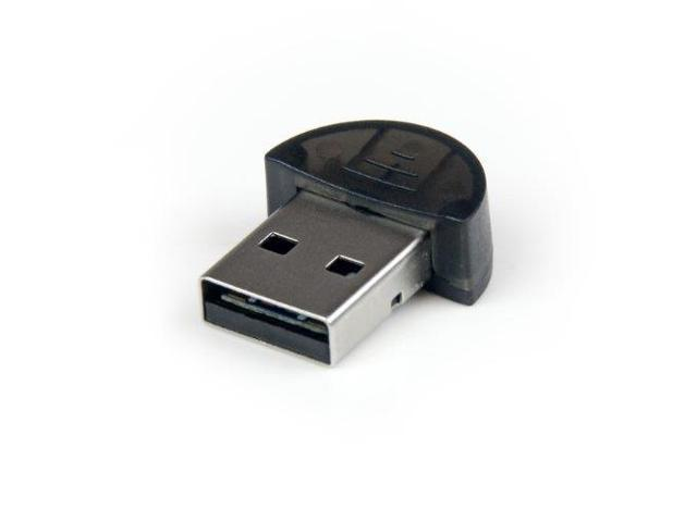 StarTech NE7712B USBBT2EDR2 Mini USB Bluetooth 2.1 Adapter - Class 2 EDR Wireless Network Adapter