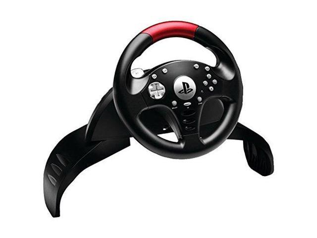 THRUSTMASTER TMST4169067B Thrustmaster VG T60 Official Sony Licensed Racing Wheel - PlayStation 3