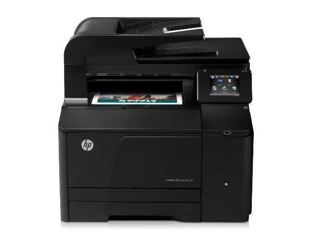 hp HPCLJM276NWB HP LaserJet Pro 200 color MFP Printer (M276nw)