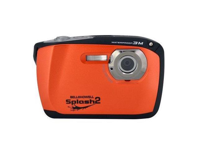 BELL & HOWELL ELBWP16Oo Bell and Howell 16.0 Megapixel WP16 Splash2 HD Waterproof Digital Camera