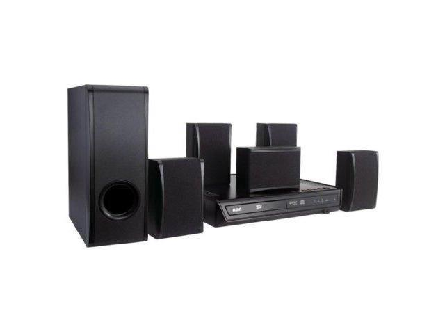 GE/RCA RCA396M RCA RTD396 DVD Home Theater System