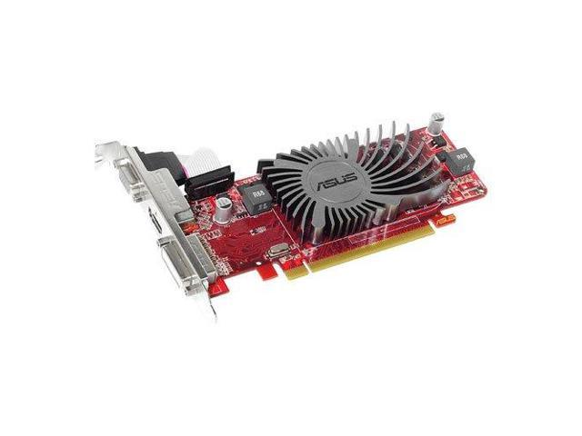 Asus KD8111M Asus ATI Radeon HD6450 Silence 1 GB DDR3 VGA/DVI/HDMI Low Profile PCI-Express Video Card - EAH6450 SILENT/DI/1GD3(LP)