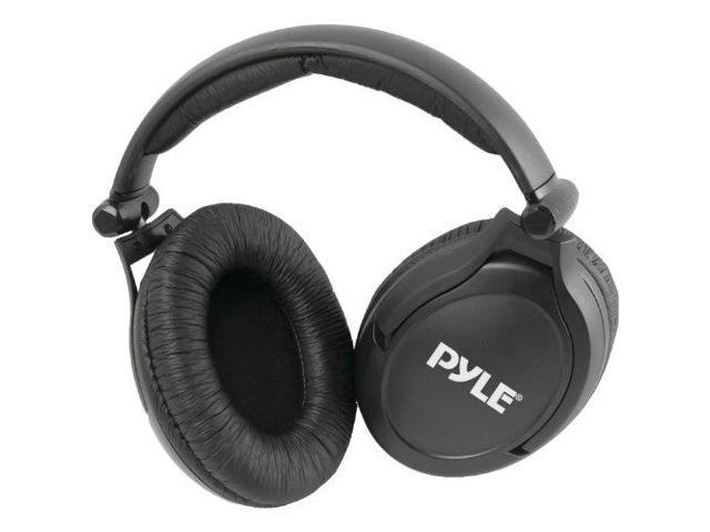 Pyle Audio PYRPHPNC45B Pyle Home PHPNC45 High-Fidelity Noise-Canceling Headphones with Carrying Case