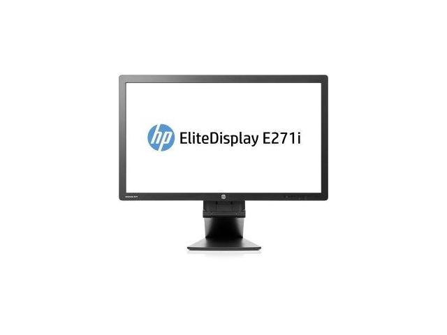 HP RY4376B Business E271i 27Inch LED LCD Monitor