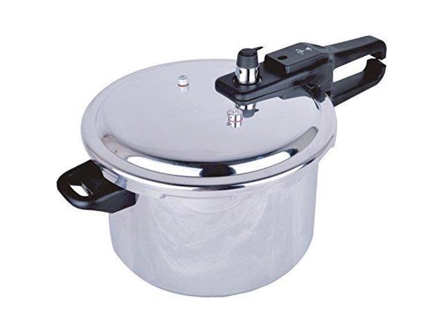 BRENTWOOD BTWBPC110M Brentwood BPC-110 Aluminum Pressure Cooker 7-Liter