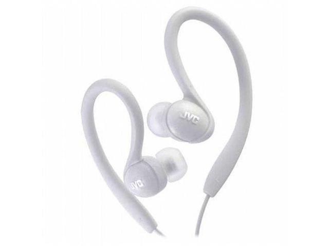 JVC JVCEBX85WW JVC Ladies Sport Ear-Clip Headphones