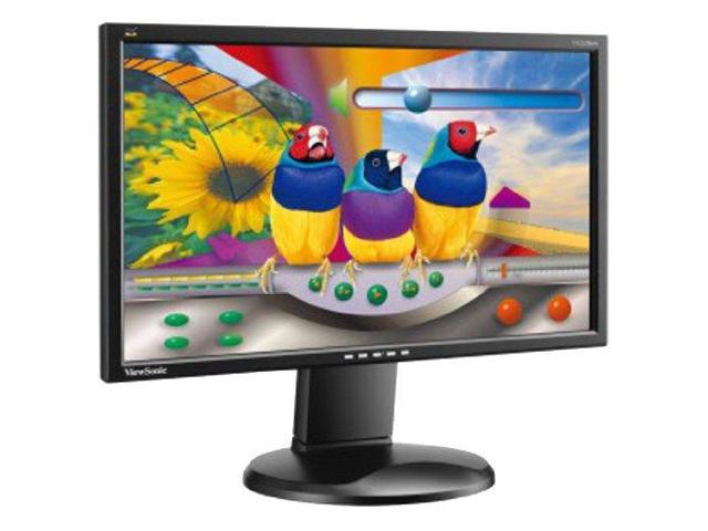 Viewsonic VG2228WM-LEDB Viewsonic VG2228WM-LED 22-Inch Ergonomic Widescreen LED Monitor