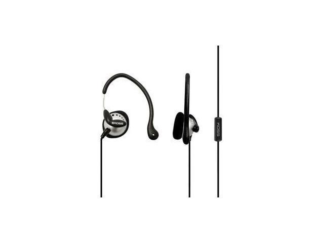 KOSS KSSKSC22IB Ultra Lightweight Sport Ear-Clip Headphones