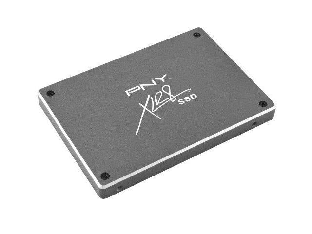 PNY Technologies SSD9SC120GMDFRBM PNY XLR8 SATA 120GB 6Gbps 2.5-Inch Solid State Drive SSD9SC120GMDF-RB