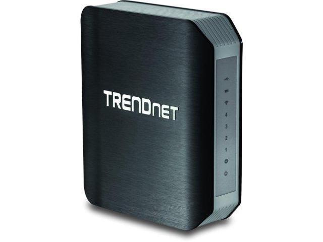 Trendnet TEW812DRUB TRENDnet TEW-812DRU IEEE 802.11ac Wireless Router