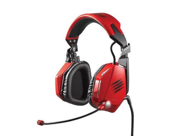 Mad Catz MCB434020013021R Mad Catz F.R.E.Q. 7 Surround Sound Gaming Headset for PC