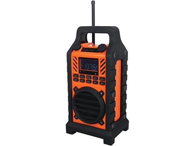 SYLVANIA CURSP303ORO Sylvania Water-Resistant Outdoor Bluetooth Speaker