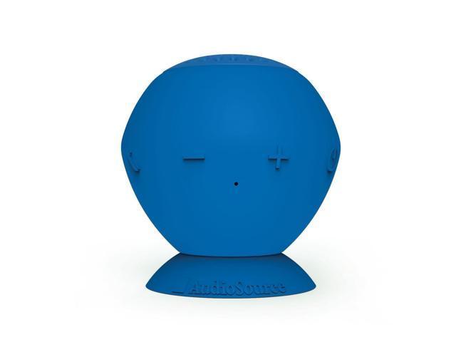 AudioSource AOSSP2BLUB Audiosource Sound Pop 2 Water-resistant Bluetooth Speaker