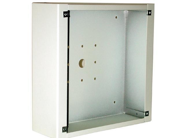 VALCOM VC-V-1991M Square Surface Mount Backbox, Metal