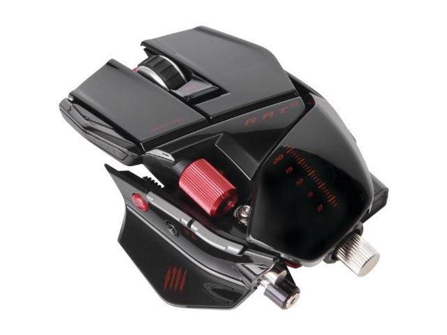 Mad Catz MAD43709C2G Gaming Mouse for PC and Mac