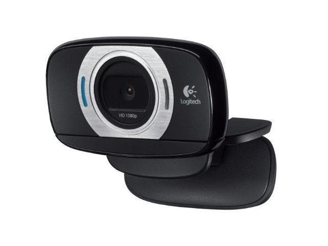 Logitech 960000733B Logitech HD Portable 1080p Webcam C615 with Autofocus