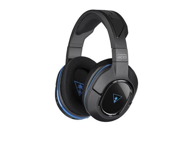 Turtle Beach Systems TTBTBS324001B Turtle Beach Tbs-3240-01 Playstation 4 and playstation 3 Ear Force Stealth 400 Wireless Gaming Headset