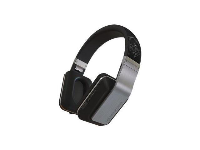 Monster 128725 Inspiration Wireless Titanium Noise-Cancelling Headphones