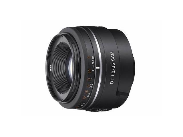 Sony DT35mm f/1.8 Sam Lens (A Mount) SAL35F18