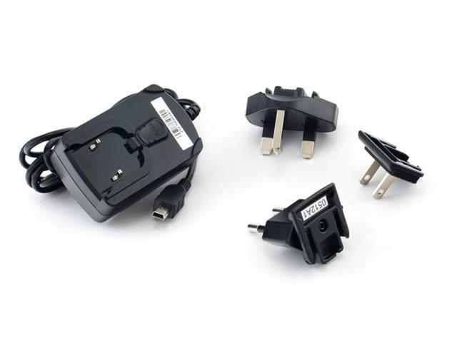 Universal Travel Charger ( US / UK / EU ) for Garmin GPS and Nuvi devices 010-10723-00