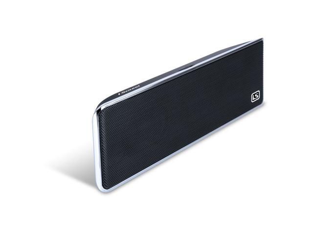 ISOUND GoSonic Rechargeable Portable Speaker for All Devices with a 3.5mm Audio Jack - Black. Model ISOUND-5209