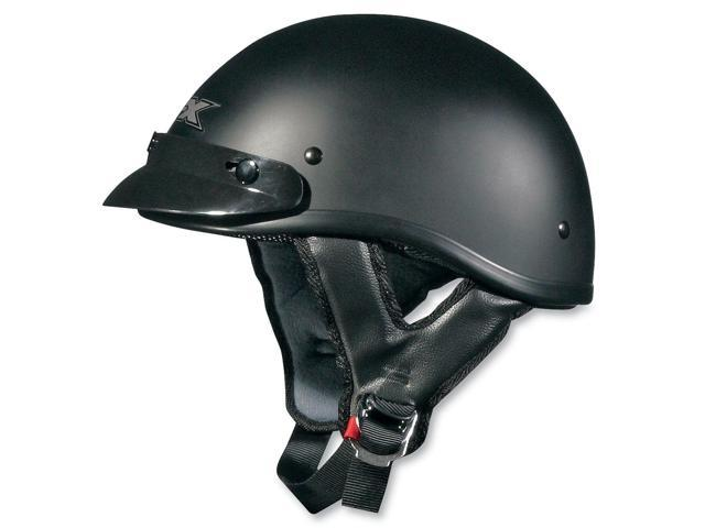 AFX Motorcycle FX-70 Helmet Flat Black Size Small