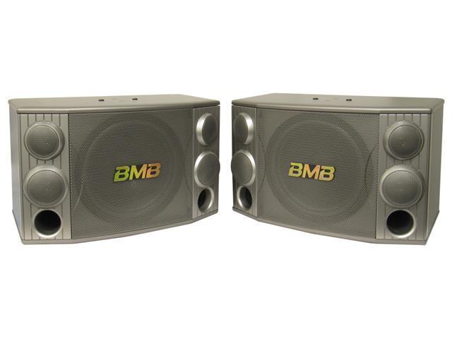 BMB CSX-1000 700W 3-Way 5-Speaker Bass Reflex System (Pair)