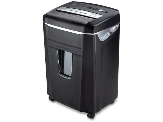 Aurora High Security JamFree AU1000MA 10-Sheet Micro-Cut Paper / CD / Credit Card Shredder with Pull-Out Wastebasket