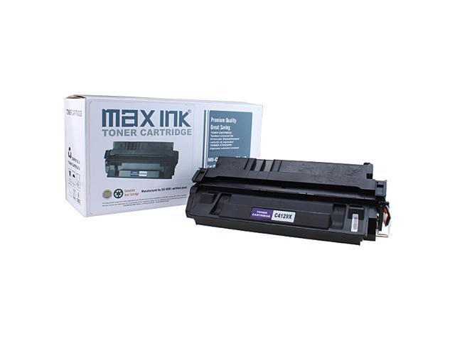 Max Ink Toner Print Cartridge for HP C4129X Compatible for HP LaserJet 5000/5000n/5000Dn/5000Gn/5000LE/5100/5100tn/5100dtn;Canon Imageclass 2210/2220