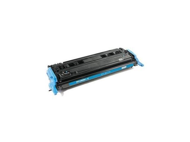 Refurbished Toner to replace HP Q6001A (HP 124A) Toner Cartridge for the HP Color LaserJet CM1015mfp, CM1017mfp, 1600, 2600n, 2605dn, 2605dtn ...