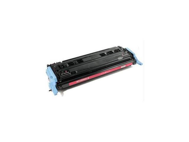 Toner to replace HP Q6003A (HP 124A) Toner Cartridge for the HP Color LaserJet CM1015mfp, CM1017mfp, 1600, 2600n, 2605dn, 2605dtn Printer - Magenta